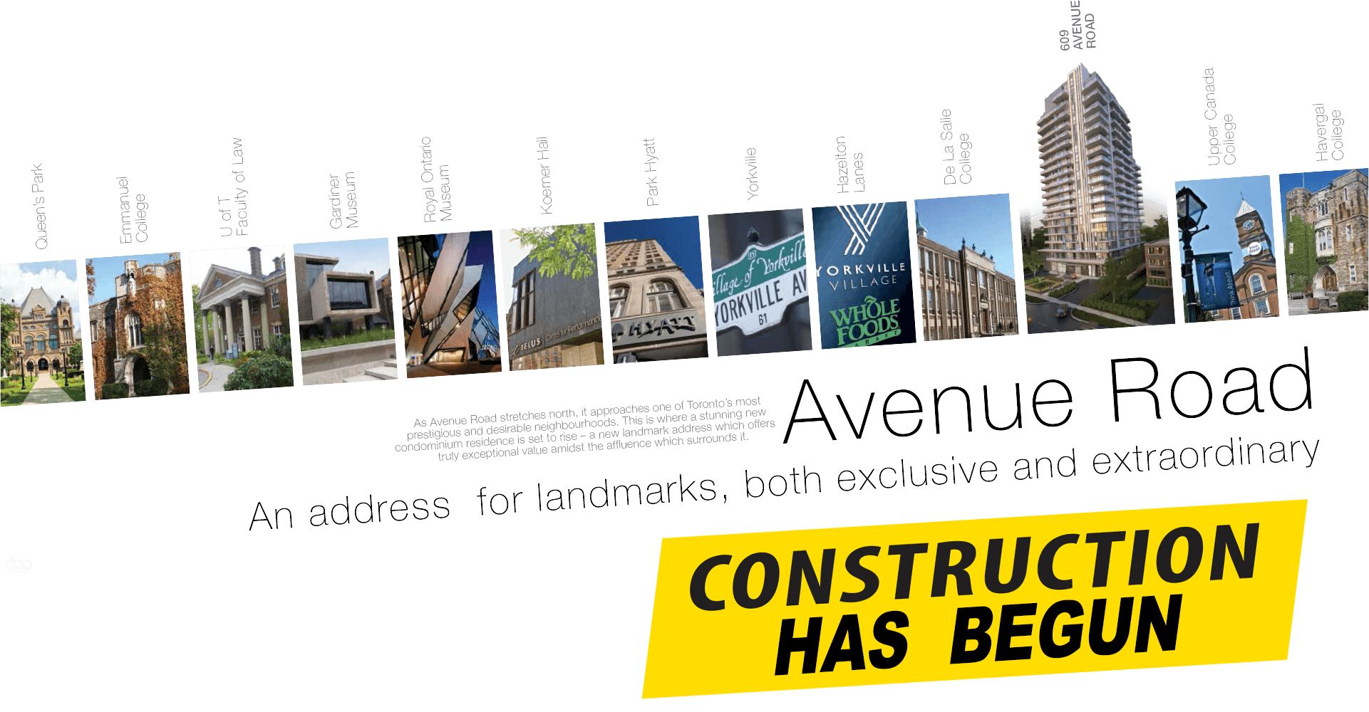 Avenue Road amenities